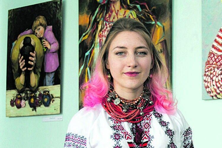 Волинська художниця стала лауреатом Міжнародної мистецької премії імені Іллі Рєпіна за 2021 рік