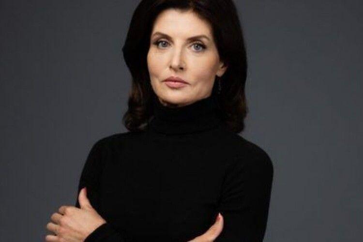 У Марини Порошенко не виявили коронавірусу і вона продовжує передвиборчу кампанію