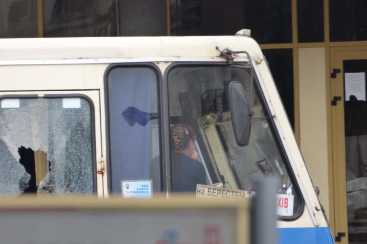 Телефон водія-заручника «луцького» терориста не відповідає