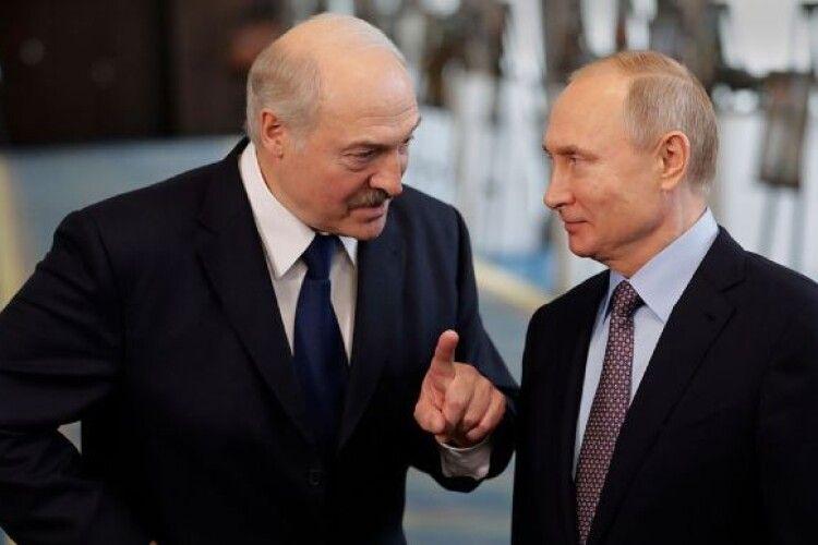 Лукашенко вимагає від Кремля пояснень з приводу затриманих під Мінськом російських бойовиків