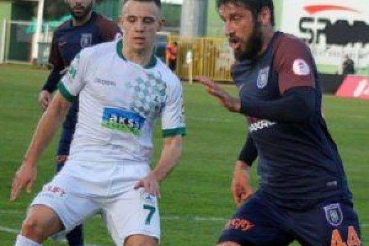 Українець став героєм матчу Кубка Туреччини