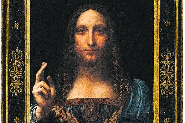 Ісус без бороди –  на найдорожчій картині в історії