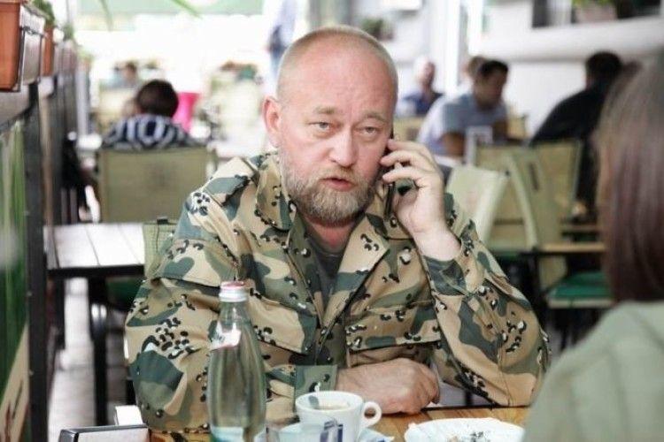 Луценко підтвердив затримання переговірника Рубана