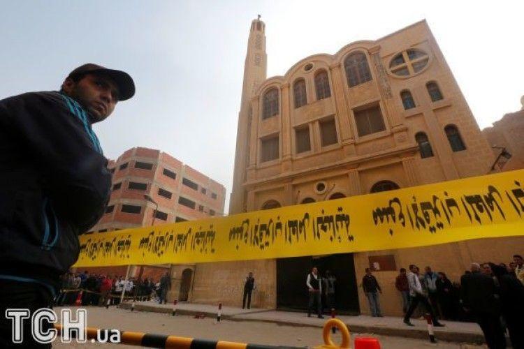 Стрілянина біля церкви в Каїрі: щонайменше 10 загиблих