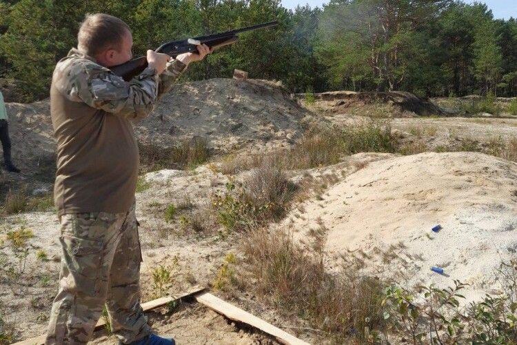 На Любешівщині стрілятимуть