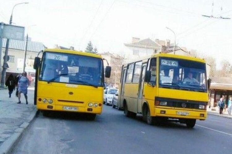 У Луцьку збільшать кількість автобусів на одному з маршрутів