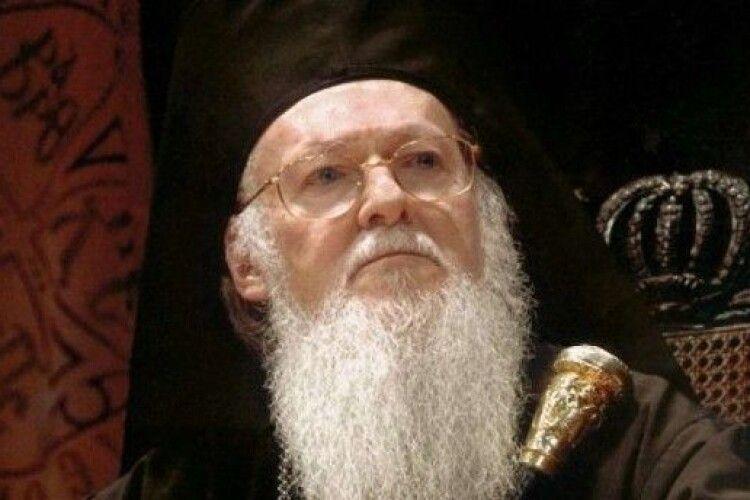 Зеленський зустрінеться зі Вселенським Патріархом
