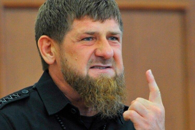 Кадиров грозиться знайти і знищити чеченця, який у соцмережах назвав його «шайтаном»