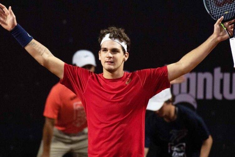 20-річний бразилець став першим професійним тенісистом, у якого підтвердився СOVID-19