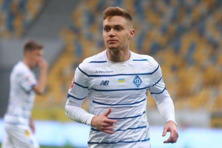 Віктора Циганкова визнали найкращим гравцем УПЛ