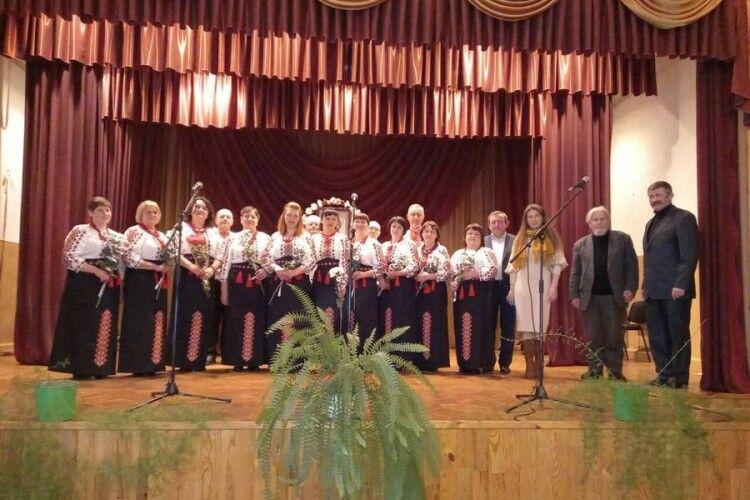 На Турійщині навіть у селах святкували річницю Лесі Українки (Відео, фото)