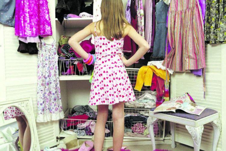 Весняна ревізія в одежній шафі