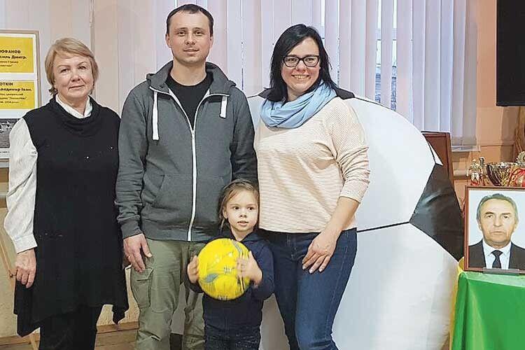 ЩезаПольщі ківерцівська команда непоступалась луцьким колективам
