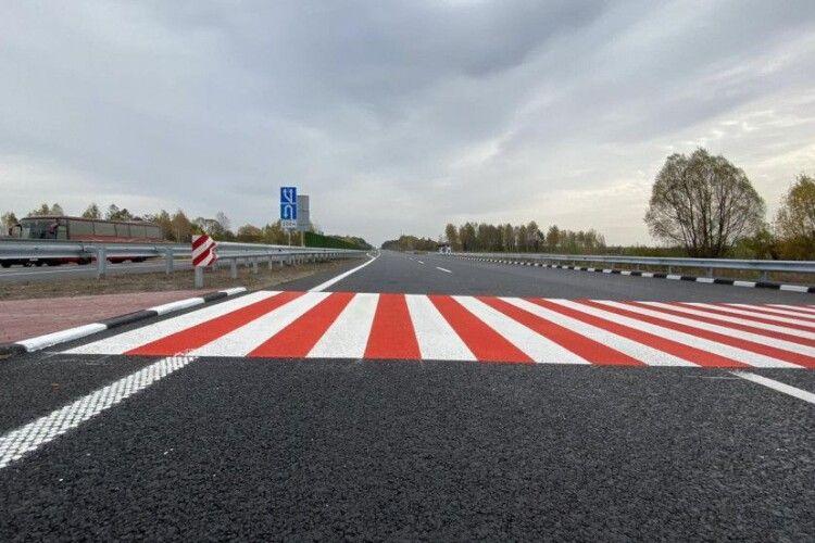 Дорога через Нововолинськ має стати комфортною?