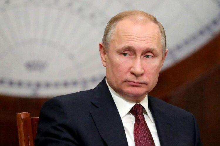Путін переніс 9 травня через коронавірус