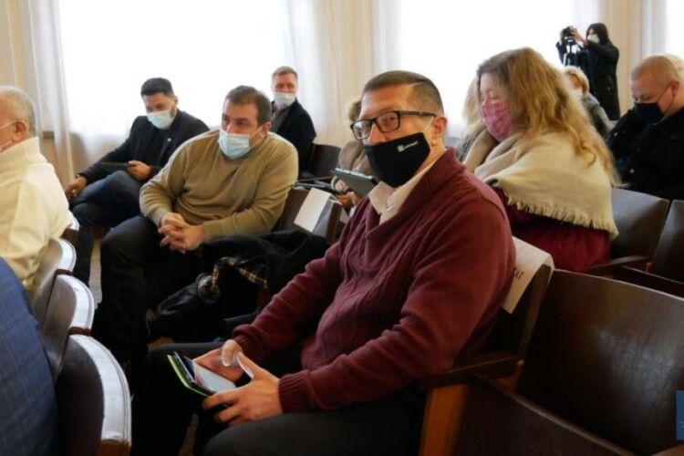 У Нововолинській міськраді – новий депутат