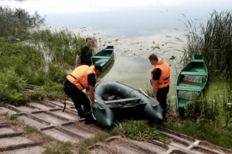 Водолази знайшли тіло лучанина, який загинув на Рівненщині