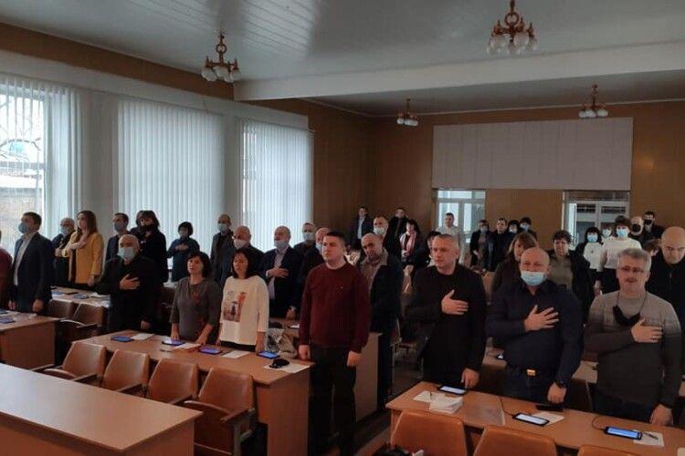Затвердили старост сіл, які приєднали до Ратнівської громади