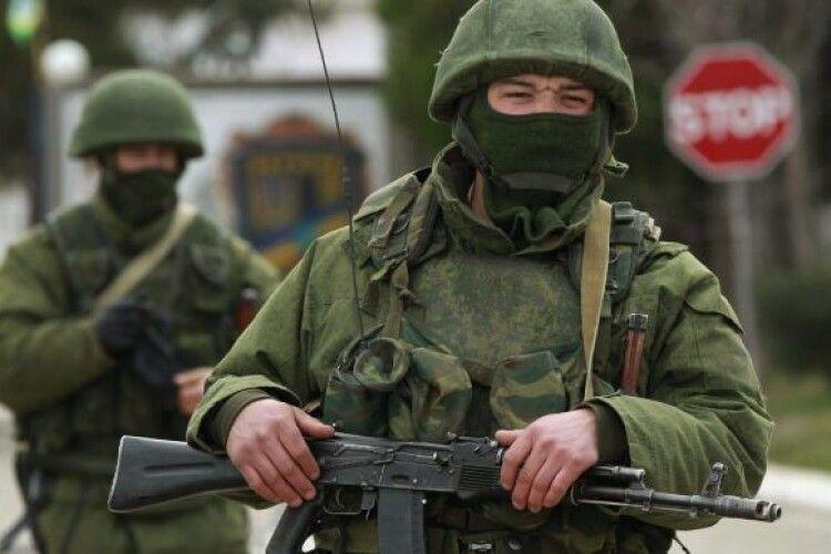 Зеленський каже, що не дав би Росії захопити Крим
