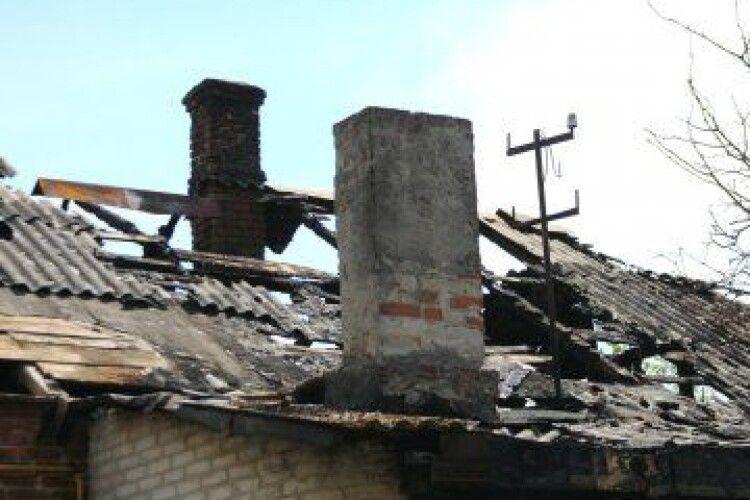 Волинянин підпалював будинок вже 10 разів: сусіди бояться за свої оселі