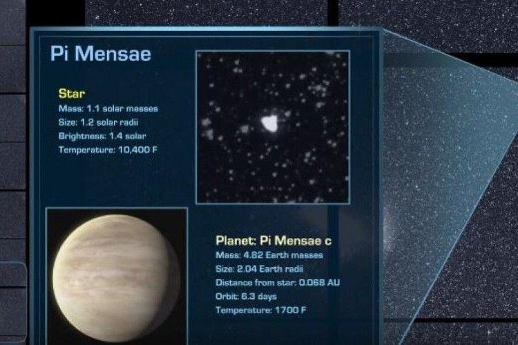 Вчені NASA знайшли «супер-Землю», на якій може існувати життя (Відео)