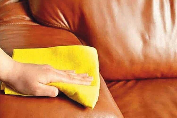 Чистимо меблі без хімії