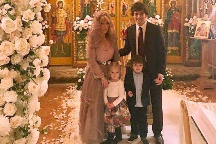 Після 6 років подружнього життя Пугачова іГалкін обвінчалися