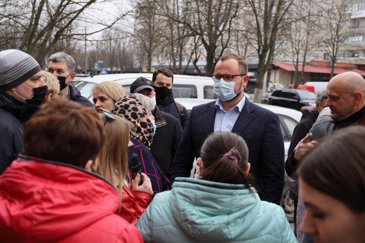 У Луцьку мешканці гуртожитку №4 зможуть приватизувати житло – Поліщук