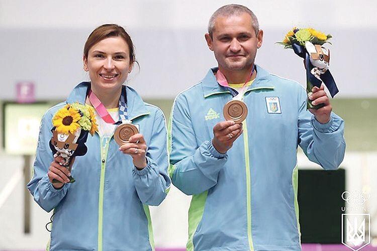 38-річний представник Рівненщини до своєї першої медалі йшов чотири Олімпіади