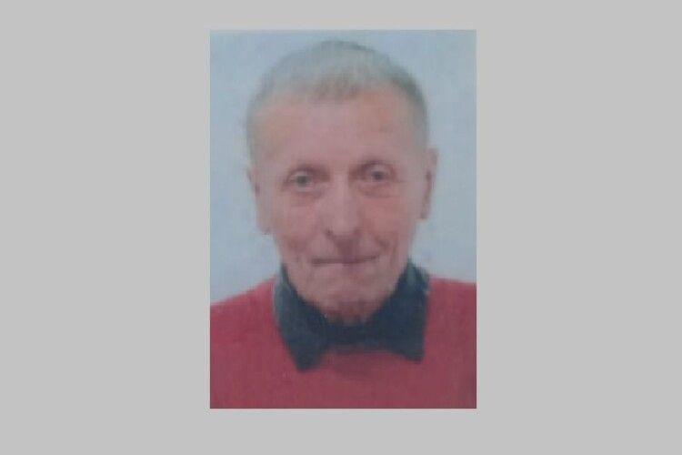 Поліція шукає 72-річного ковельчанина, який зник
