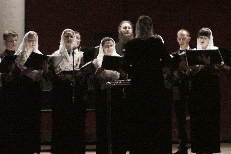 Завтра - ювілейний концерт хору «Волинські дзвони»