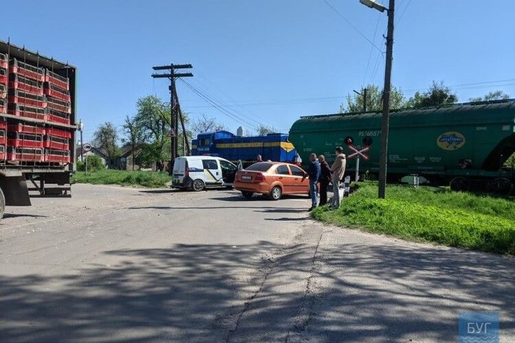 Стали відомі деталі ДТП на залізничному переїзді у Володимирі-Волинському