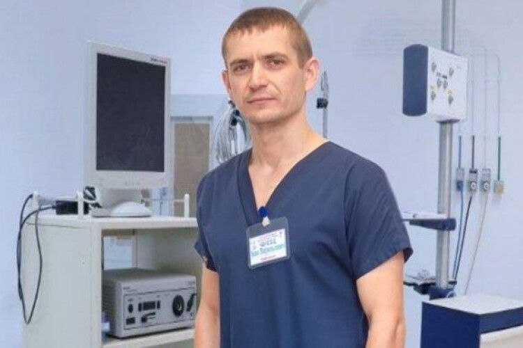 Кращий медик Ковельщини отримає премію в розмірі 5 посадових окладів