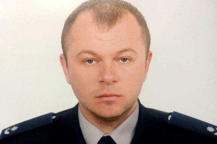 На Рівненщині помер молодий поліцейський