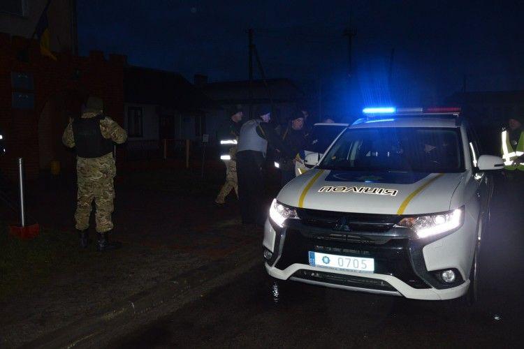 На Любешівську автозаправку скоєно розбійнний напад