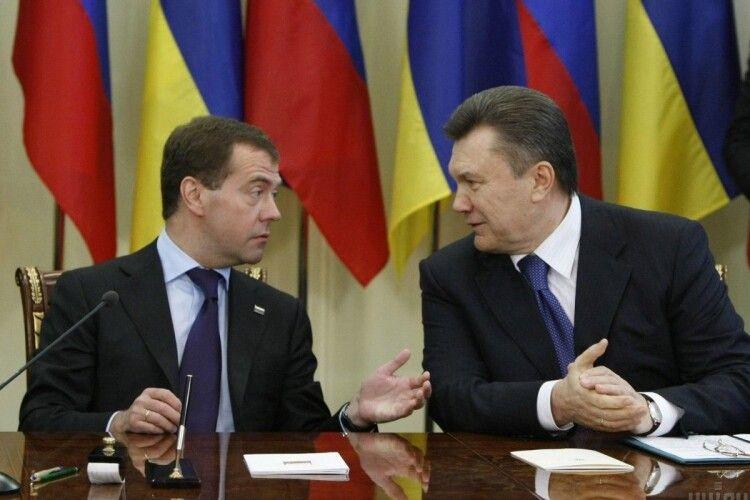 Януковичу повідомили про підозру в держзраді за підписання Харківських угод