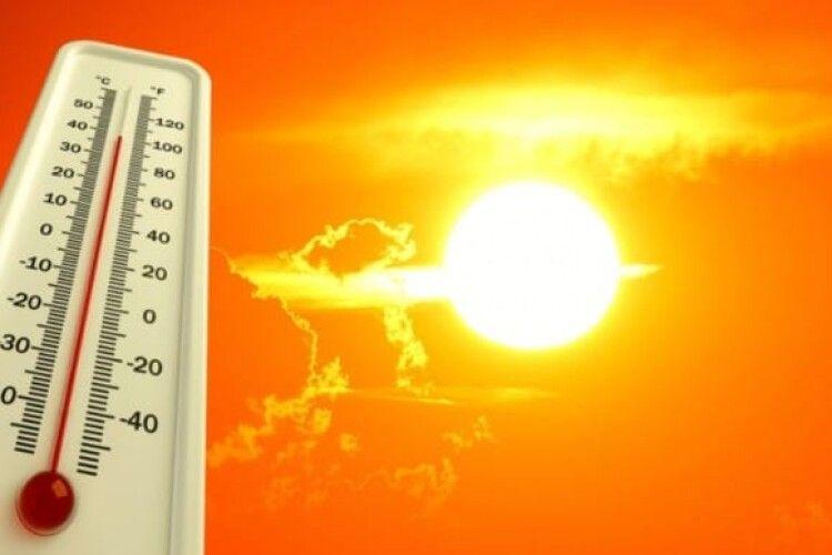 Ото нагріємось: температура влітку може сягати 40 градусів