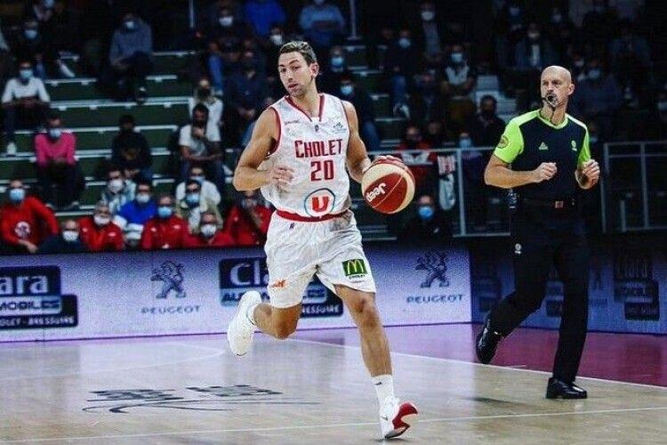 Український баскетбольний клуб підписав сина легенди НБА