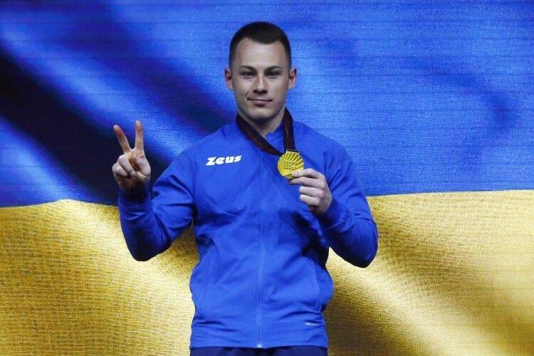 Український гімнаст Ігор Радівілов став чотириразовим чемпіоном Європи (Фото)