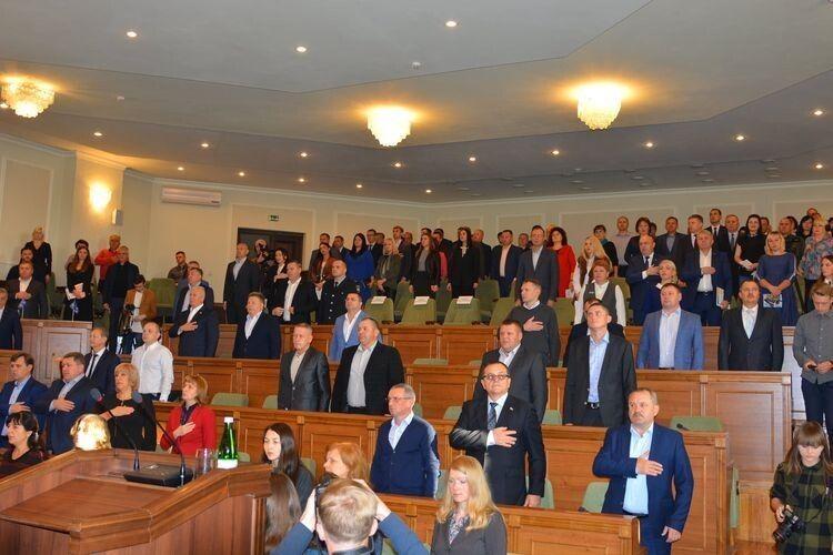 Сьогодні – позачергова сесія Волинської обласної ради