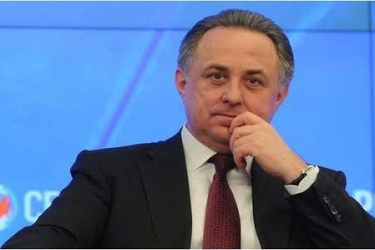 Мутко знову мутить: очільник російського футболу призупинив діяльність через допінговий скандал