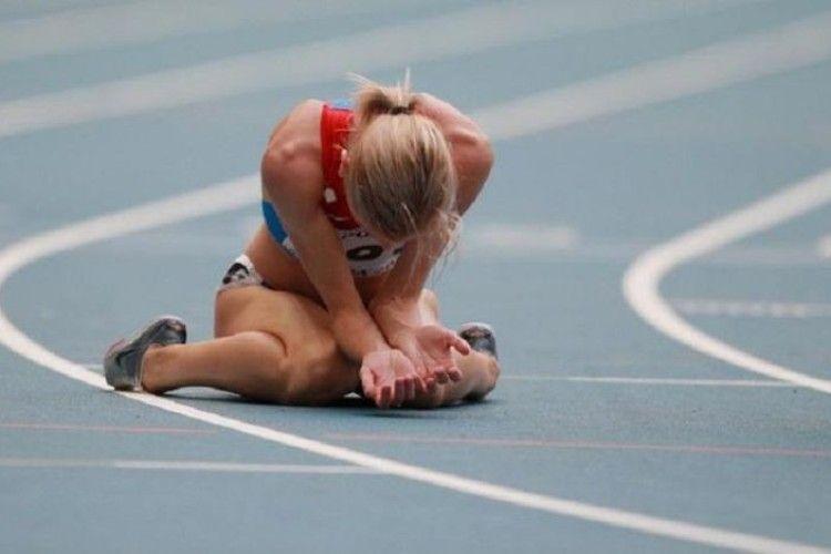 Російські спортсмени злякалися допінг-контролю і масово захворіли