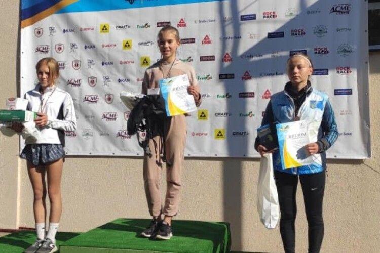 Волинські біатлоністи вибороли «золото» та «срібло» на Всеукраїнських змаганнях