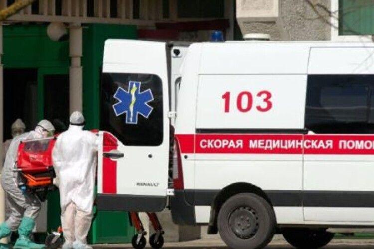 Білорусь випереджає Україну за темпами поширення коронавірусу