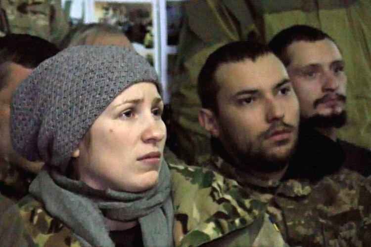 Український парамедик Діва: «Ти ніби готова… але ж ти не бачила розірваного тіла!»  (Відео)