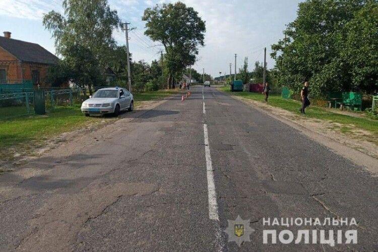Життя 27-річного мотоцикліста з Рівненщини закінчилося внаслідок ДТП (Фото)