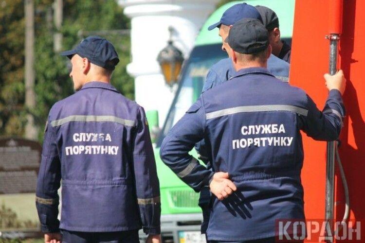 П`ятнадцять  ОТГ отримають по 10 тисяч євро на закупівлю спецобладнання добровольцям-рятувальникам