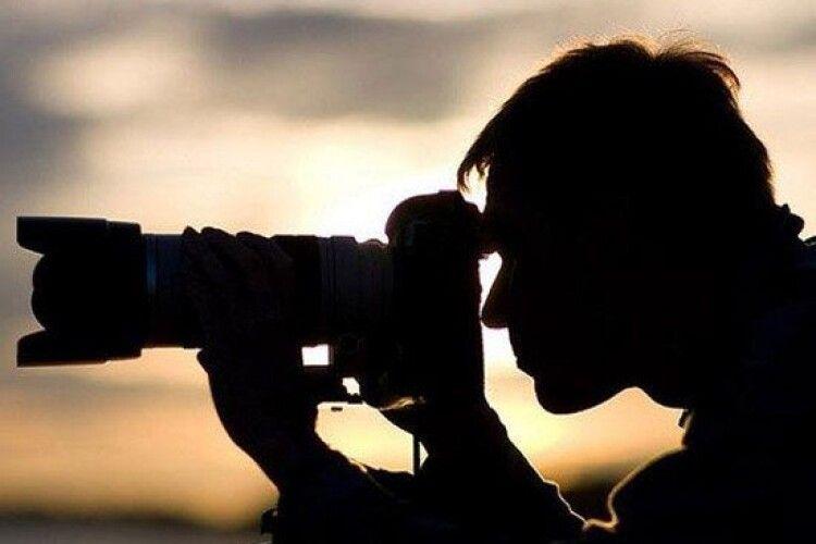 На Рівненщині фотограф зазнімкував сойку (Фото)