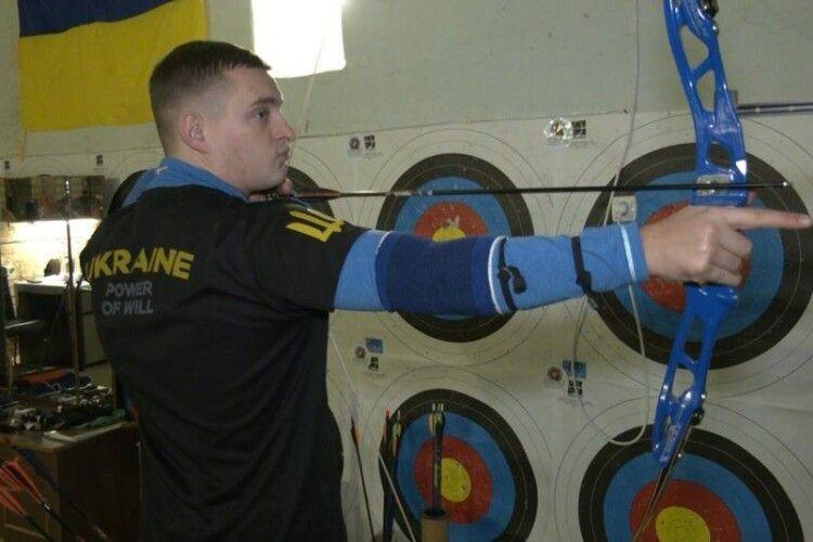 Лучанин, учасник національної збірної Ігор нескорених, готується до онлайн змагань