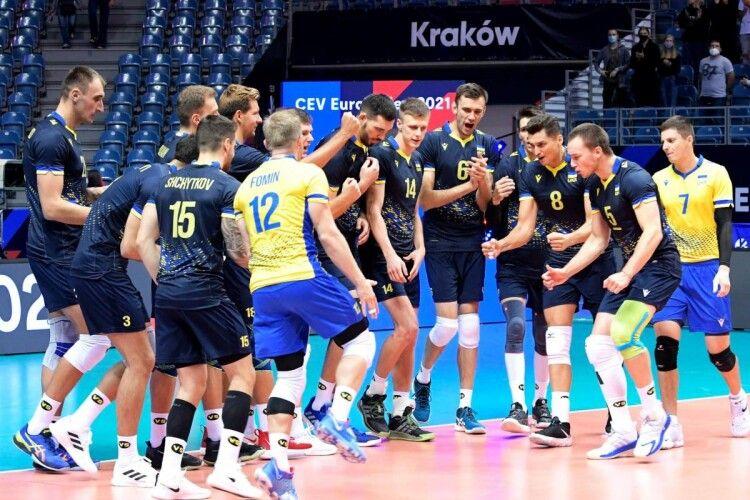 Якщо поставити 1000 гривень на перемогу України над Росією на волейбольному Євро, можна одержати у сім разів більше